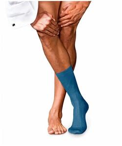 Falke No. 10 Socks Egyptian Karnak Cotton Socks Frost