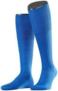 Falke No. 13 Finest Piuma Cotton Knee High Knee-Highs Olympic