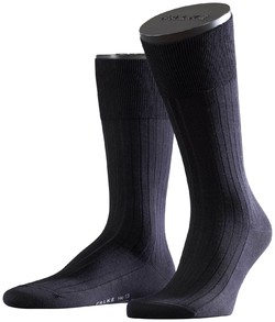 Falke No. 13 Finest Piuma Cotton Socks Navy