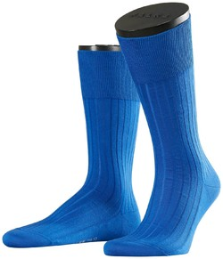 Falke No. 13 Finest Piuma Cotton Socks Olympic