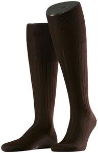 Falke No. 2 Finest Cashmere Kniekousen Knee-Highs Brown