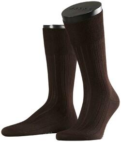 Falke No. 2 Socks Finest Cashmere Socks Brown