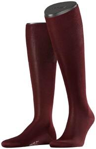 Falke No. 4 Pure Silk Knee High Knee-Highs Barolo