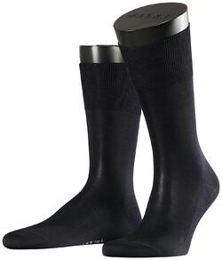 Falke No. 4 Pure Silk Socks Socks Navy