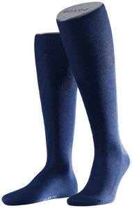 Falke No. 6 Finest Merino and Silk Kniekous Knee-Highs Royal Blue