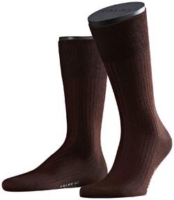 Falke No. 7 Socks Finest Merino Socks Brown