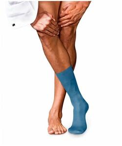Falke No. 9 Socks Egyptian Karnak Cotton Socks Frost