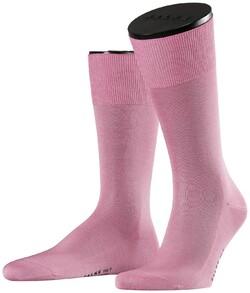 Falke No. 9 Socks Egyptian Karnak Cotton Socks Soft Pink