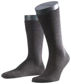 Falke Sensitive Berlin Socks Socks Dark Brown Melange