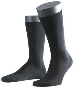 Falke Sensitive Berlin Socks Sokken Zwart