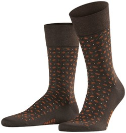 Falke Sensitive Jabot Socks Brown