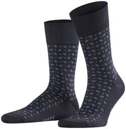 Falke Sensitive Jabot Sokken Midnight Navy