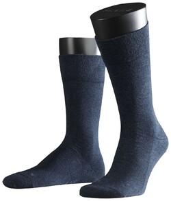 Falke Sensitive London Socks Sokken Navy Melange