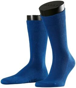 Falke Sensitive London Socks Sokken Saffier