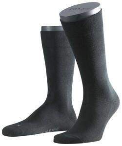 Falke Sensitive London Socks Sokken Zwart