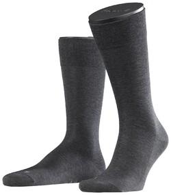 Falke Sensitive Malaga Socks Sokken Antraciet Melange
