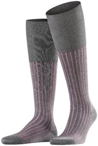 Falke Shadow Kniekousen Knee-Highs Ash