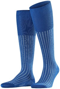 Falke Shadow Kniekousen Knee-Highs Paris Blue