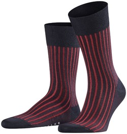 Falke Shadow Sok Sokken Midnight Navy