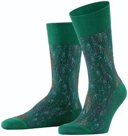 Falke Urban Jungle Sokken Emerald