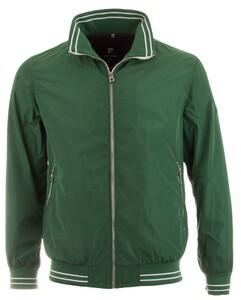 Pierre Cardin Sports Contrast Short Jacket Groen
