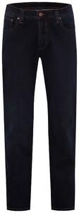 Brax Leo 310 High Stretch Blue Od Black