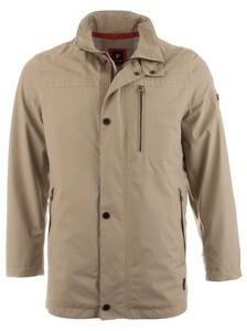 Pierre Cardin Gore-Tex Long Jacket Khaki