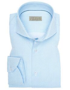 John Miller Non-Round Fashion Dot Licht Blauw