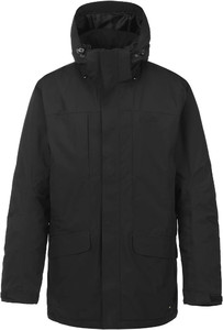 Tenson Tyrus Jacket Anthracite Grey
