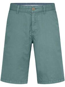 Fynch-Hatton Bermuda Shorts Cotton Garment Dyed Bermuda Peppermint