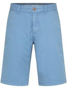 Fynch-Hatton Bermuda Shorts Cotton Garment Dyed Bermuda Soda