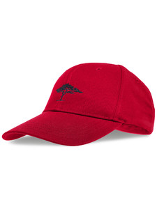 Fynch-Hatton Cap Tree Logo Cap Red