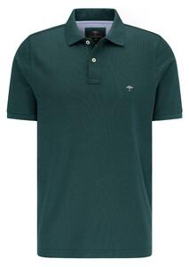 Fynch-Hatton Cotton Uni Polo Poloshirt Diesel