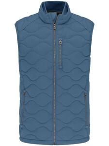 Fynch-Hatton Downtouch Vest Lightweight Body-Warmer Azure