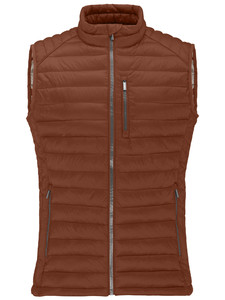 Fynch-Hatton Downtouch Vest Lightweight Body-Warmer Burnt Sienna