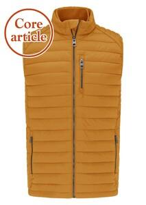 Fynch-Hatton Downtouch Vest Lightweight Body-Warmer Mosterd
