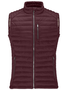 Fynch-Hatton Downtouch Vest Lightweight Body-Warmer Zinfandel