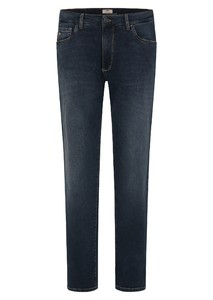 Fynch-Hatton Durban All-Season Denim Jeans Donker Blauw