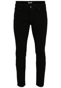 Fynch-Hatton Durban All-Season Denim Jeans Zwart