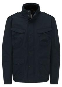 Fynch-Hatton Fieldjacket Cotton Mix Jack Navy