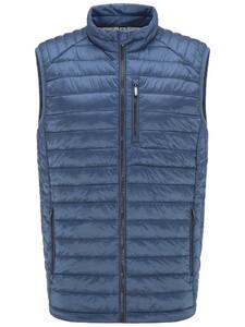 Fynch-Hatton Lightweight Downtouch Vest Body-Warmer Pacific