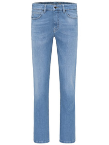 Fynch-Hatton Mombasa All-Season Authentic Denim Jeans Licht Blauw