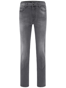 Fynch-Hatton Mombasa High Flex Denim Jeans Steel