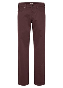 Fynch-Hatton Mombasa Pima Power Stretch Broek Merlot