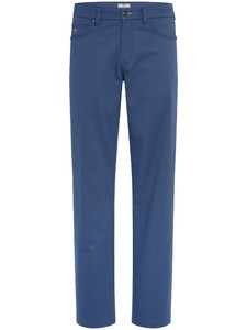 Fynch-Hatton Mombasa Summer Pima Power Stretch Broek Azure