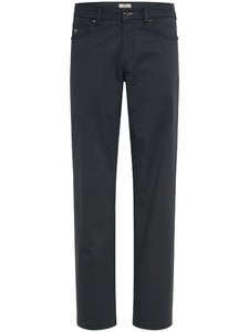 Fynch-Hatton Mombasa Summer Pima Power Stretch Broek Navy