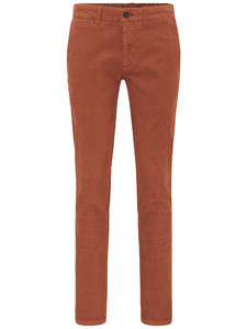 Fynch-Hatton Namibia Garment Dyed Corduroy Ribbroek Burnt Sienna
