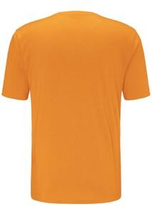 Fynch-Hatton O-Neck Uni T-Shirt Brons