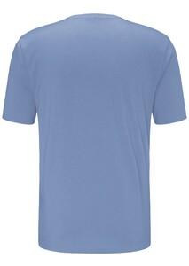 Fynch-Hatton O-Neck Uni T-Shirt Ice Blue
