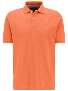 Fynch-Hatton Polo Cotton Uni Polo Mandarin